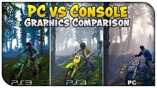 """GTA 5 """"PC vs PS4 vs PS3"""" Graphics Comparison! (4k Graphics Comparison) [GTA V]"""