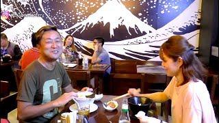 Японцы пробуют филиппинский рамэн. Похож ли он на японский?