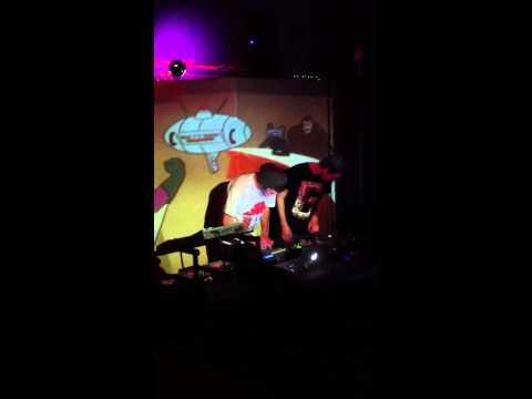Nice Nate + DJAO = Nice&AO at Stop Biting LoFi