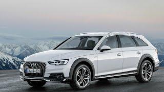 2017 Audi A4 Allroad Quattro Interior, Exterior and Drive