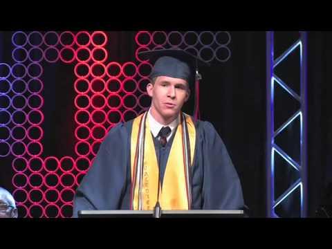 Trinity Christian High School - Lubbock, TX Valedictorian Speech 2013