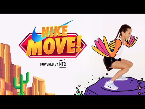 Nike l Nike Move! Powered by NTC: Rayssa