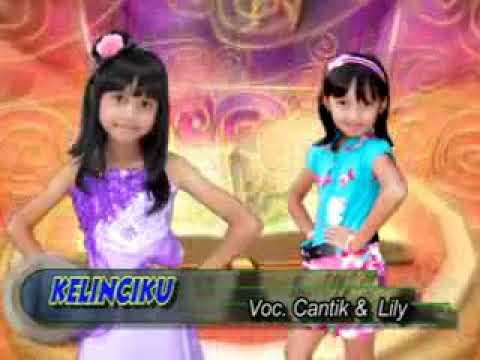 Lagu anak anak kelinciku voc cantik & lily