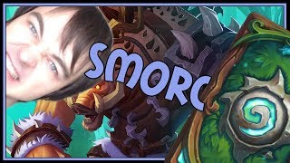 SMOrc instincts | Miracle rogue | The Witchwood | Hearthstone