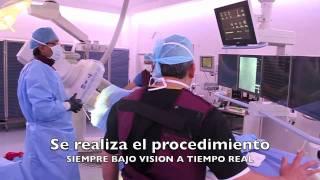 Discolisis con Ozono - Tratamiento de Hernias de Disco sin Cirugia - Mexico DF