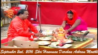Monthly Satsangh - Shri Hanuman Darshan Ashram - September 2nd, 2016 edited
