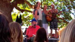 "Ram Dass, Ananda & Friends @ The Mystic Island Festival : ""The Altar of Love"""