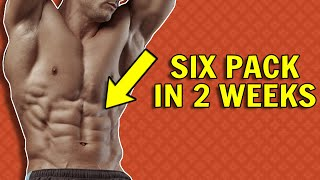 7 Minute Abs Workout (No Equipment Needed) | How To Get Six Pack Abs In 1 Week screenshot 1
