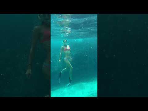 Travel Vanuatu - Swimming in Clear Water