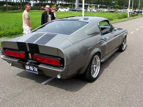 64 Mustang Eleanor