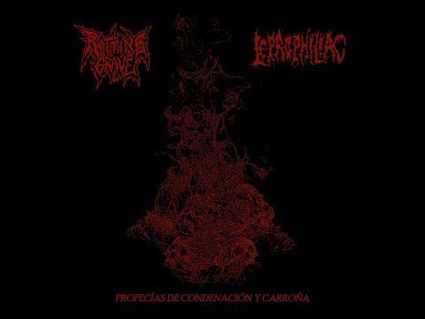 Profecías de Condenación y Carroña (Rotting Grave/Leprophiliac split)