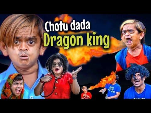 Chotu Dada Dragon King |छोटू दादा ड्रैगन किंग। Khandesh Hindi Chhotu Dada Latest Comedy Video 2021