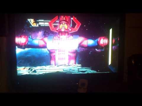 Don Markus MAS: Galactus mode UMVC3