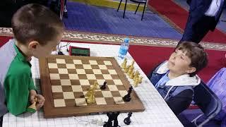 2018-06-24Cherniaev-??? World Cadet Chess Blitz Campionship in Minsk