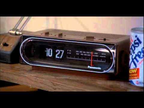 Back to the Future Flip Clocks