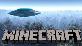 Call a UFO: Fight Aliens and manipulate DNA! - Only One Command- Minecraft 1.8.3+