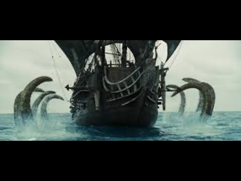 Download Pirates Of The Caribbean: Dead Man's Chest Hindi : Cracken Attack Scenes   (12)