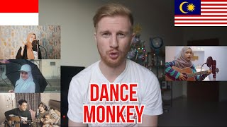 Gambar cover TONES AND I - DANCE MONKEY - INDONESIA v MALAYSIA // WHO SANG IT BETTER?