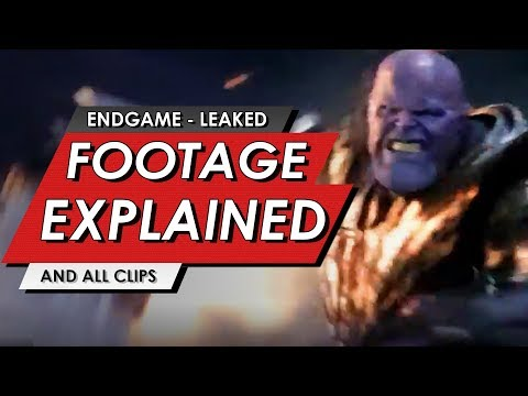 Avengers: Endgame: 5 Minutes Of Leaked Footage Explained: Full Description And Clips