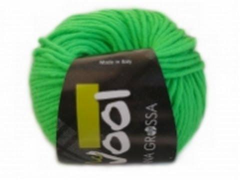 Lana Grossa Mc Wool Neon Sport Youtube
