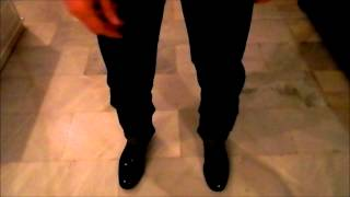 Northern Soul basic dance tutorial