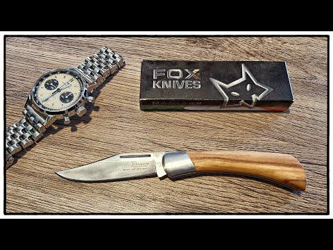 Fox Traditional 521 (12C27/Olive) Werkzeug EDC Gear Tool