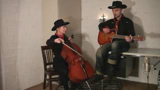 RIO BRAVO Dean Martin - Cover by OldWine - Western Music - Cello and Guitar