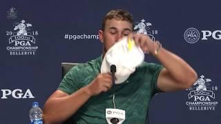 Brooks Koepka: 2018 PGA Championship Press Conference