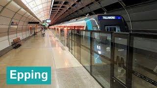 Sydney Metro Vlog 8: Epping