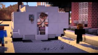 Minecraft сериал  'Чужая война' 8 серия  финал 2 сезон называэться месть гироев