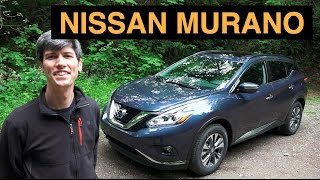 2015 Nissan Murano - Review & Test Drive