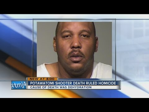 Autopsy shows Milwaukee County Jail inmate died from dehydration