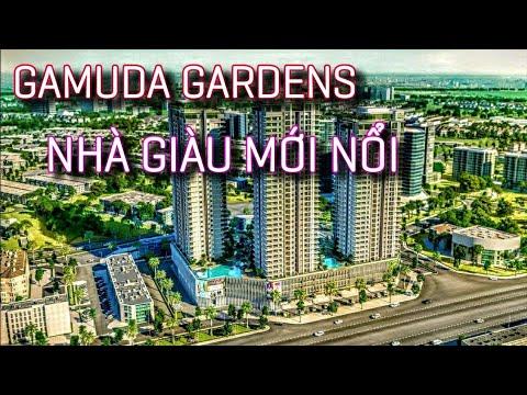 Gamuda Gardens – ĐẲNG CẤP NHÀ GIÀU MỚI NỔI | Gamuda City Yên Sở Hoàng Mai Hà Nội