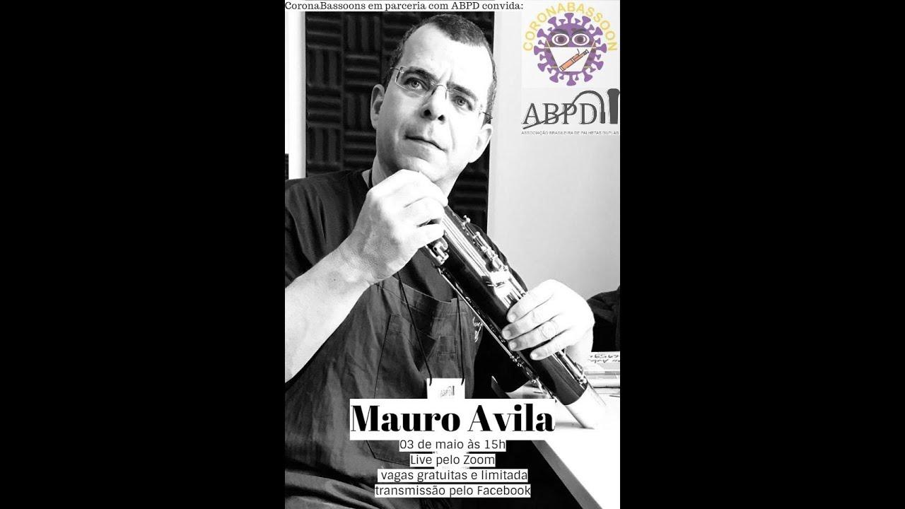 Live com o professor Mauro Ávila