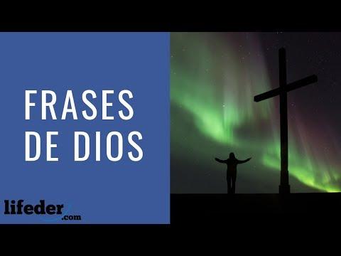 43 Bonitas Frases sobre Dios (Narradas)