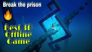 Break the prison/ Best 3D Offline Game / Realistic Story Game/ Family Game/ uvstar tech 🔥