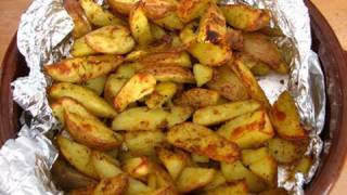 Oven Roasted Potatoes - Recipe