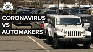 Why Coronavirus Has Left Automakers Desperate For Buyers