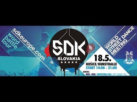 HOUSE DEMO SDK SLOVAKIA PRESELECTION 2014 - 5 anniversary [18.05. KOŠICE]