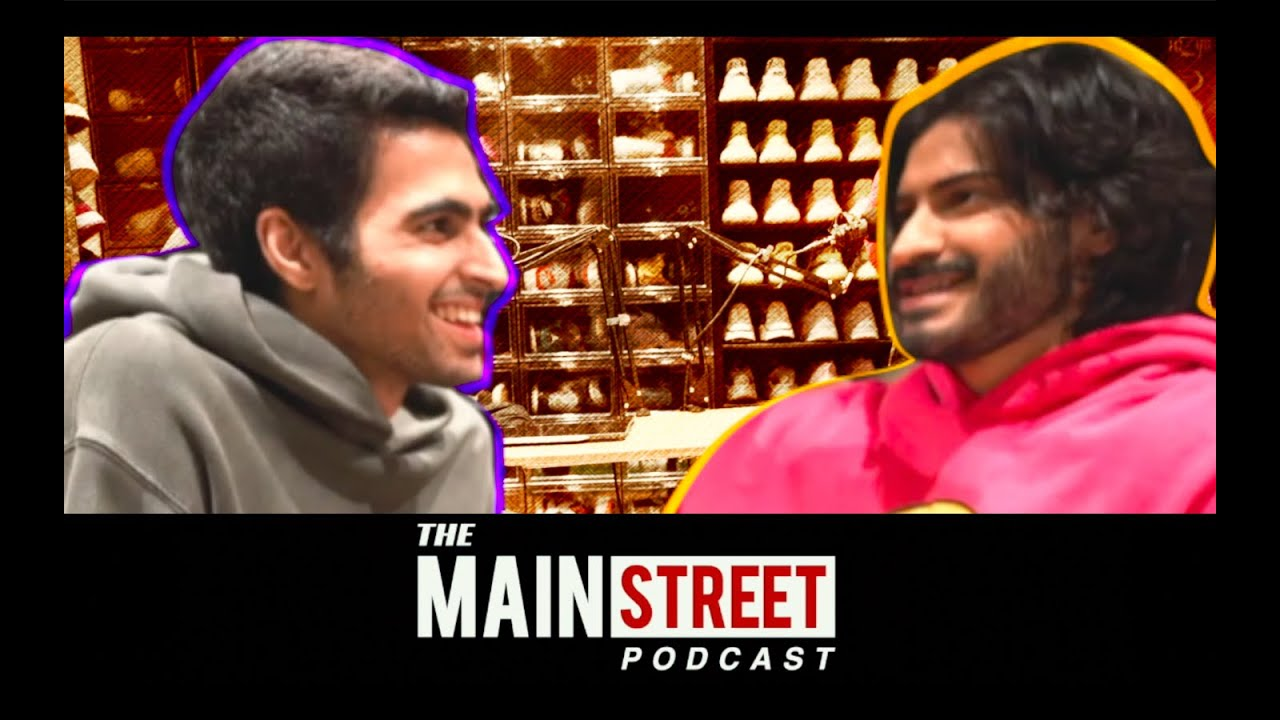 Download Harshvardhan Kapoor in Conversation about his Sneaker Collection | MainstreetTv