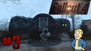 Fallout 4 3 - Строим дом