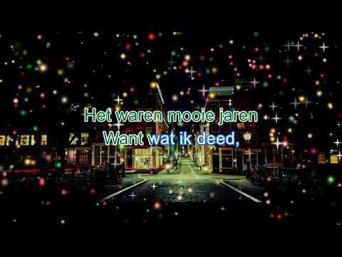 Karaoke - Ik leef mijn eigen leven - Andre Hazes jr with Lyrics *