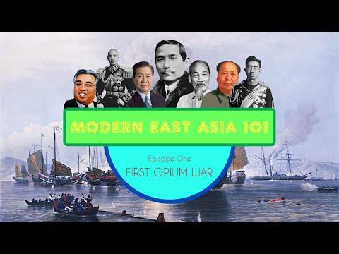 First Opium War: Modern East Asia #1