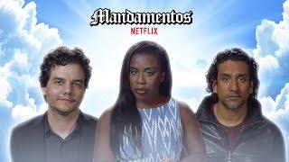 Mandamentos Netflix