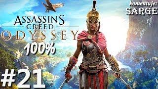 Zagrajmy w Assassin's Creed Odyssey [PS4 Pro] odc. 21 - Przepowiednia wyroczni
