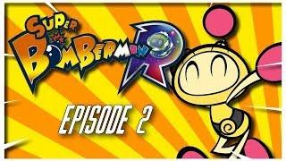 Baixar Super Bomberman R - LA PLANÈTE SYLVESTRE ! #2 💣