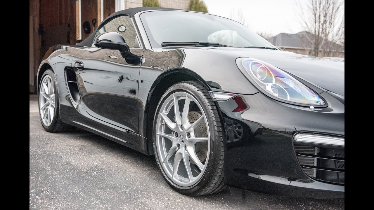 Porsche boxster with 22ple glass coating car wash and detailing porsche boxster with 22ple glass coating car wash and detailing reaction paint correction youtube solutioingenieria Choice Image