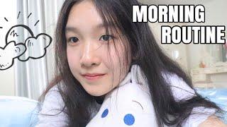 My morning routine - Jasmine Hang ចាសស្មីន
