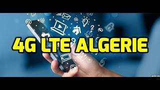 Lancement 4G en Algérie - Prix, Avantage et Test de la 4G en Algérie