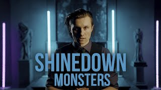 Shinedown - MONSTERS (На русском языке / Cover by RADIO TAPOK)
